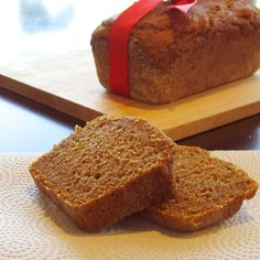 This vegan and gluten-free pumpkin bread recipe is amazing! It's so wonderfully tender that no one will guess that it's top 8 allergen-free!
