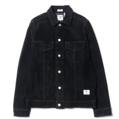 """Bedwin """"Cassidy"""" Suede Jacket"""