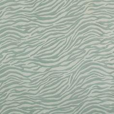 Home Decor Fabric Cape Cod Kayla Aqua