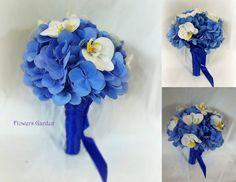 buchete mireasa albastre - Căutare Google Hanukkah, Wedding Bouquets, Our Wedding, Wreaths, Flowers, Home Decor, Google, Decoration Home, Wedding Brooch Bouquets