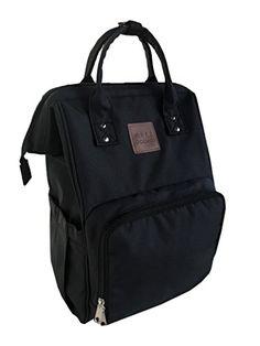 Citi Babies Black Diaper Bag Backpack - Water Resistant, ...