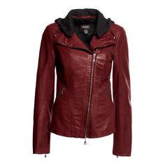 Danier : women : jackets & blazers :  leather women jackets & blazers... ($199) ❤ liked on Polyvore