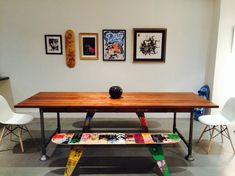 23 Cool Ways To Repurpose Old Skateboards