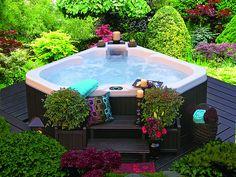 Eco Spa Hot Tub