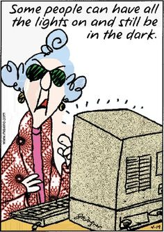 Image detail for -Maxine Cartoon on Stupid people - Mrs Carrigan's Shoppe'