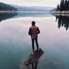 An extraordinary stillness. #socality