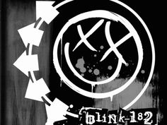 blink-182 smiley logo
