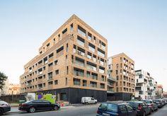 THE CLOUDS   PETITDIDIERPRIOUX Architects  Paris, France