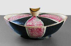 Bay Keramik 210 (Fat Lava Wadersloh) Tags: west bay german pottery 50s keramik wgp