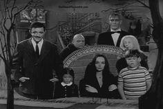 Clásicos del Cine de Terror para Halloween - La Familia Addams