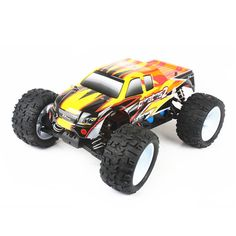 Brand New ZD Racing 08427 1/8 120A 4WD Brushless Racing Car Monster Truck #Affiliate