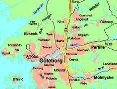 Bildresultat för göteborg karta