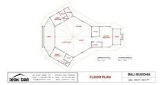 Luxury Prefab Floor Plans | Teak Bali