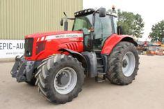 Massey ferguson 7499 type: tractor bouwjaar: 2011 vermogen: 158 kw (215 pk) toepassingsgebied: landbouw btw/marge: excl. Btw let op alleen verkrijgbaar via veiling op www.epic-auctions.com only