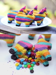 Piñata Cookies! These are being made in 3...2...1....
