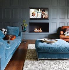 Combining modern and traditional #decor #interiordesign #livingroom