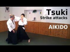 Aikido technique NIKYO against grip and strike attacks, by Stefan Stenudd, 7 dan Aikikai shihan - YouTube