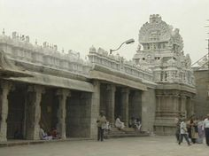 The Govindaraja Swamy Temple in Tirupati, one of the older ones, equally famous.