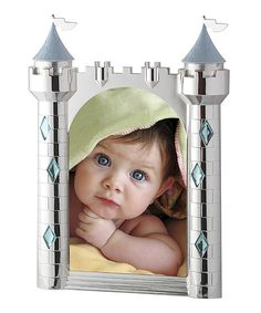 Take a look at this Blue Castle Frame I bought at zulily today!