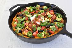 Keto Taco Breakfast Skillet   Peace Love and Low Carb