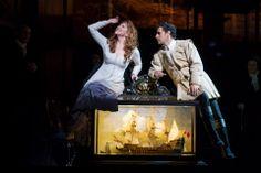 Joyce DiDonato y Juan Diego Florez. La Donna del Lago (Rossini), en la Royal Opera House (Foto The Royal Opera House ©Bill Cooper) 2013
