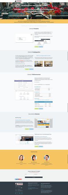 BedrijfsAdres.Amsterdam launched it's new Website! Zakelijk Post en Vestigingsadres te combineren met een Zakelijk Telefoonnummer. Kijk voor meer info op bedrijfsadres.amsterdam #zakelijk #postadres #vestigingsadres #kvk-adres