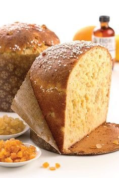 Ginger-Apricot Panettone Recipe
