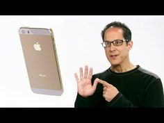"""The Gold iPhone Video. (Gold iPhone This is how they made the """"Gold Apple iPhone behind the scenes footage. Iphone 5s Gold, Rose Quartz Steven Universe, Parody Videos, Tv Shows Funny, First Iphone, Wallpaper Iphone Disney, Trending Videos, Apple Iphone 5, Inspirational Videos"""