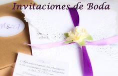 Excelentes Invitaciones de boda para imprimir gratis en casa.¡Bellas!