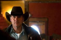 "Robert Young as Walt Longmire in the hit series ""Longmire."""