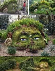 Unique Garden Ideas - Bing Images