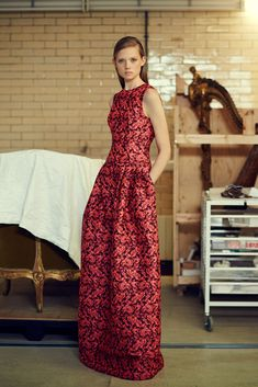 Erdem Pre-Fall 2014 Collection Photos - Vogue