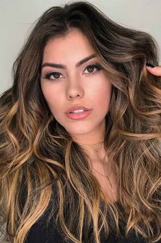 Chestnut Brown with Honey Blonde Hues ❤️ If you have completely fallen in love with the concept of balayage hair color, but are unsure if you can pull off this trendy color technique with shorter hair, you don't have to wonder anymore! Read on to find the hottest balayage hair color idea for short hair! ❤️ See more: http://lovehairstyles.com/balayage-techniques/ #lovehairstyles #hair #hairstyles #haircuts #balayagehair