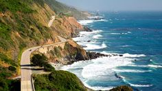 Pacific Coast Highway Road Trip, Californie, USA