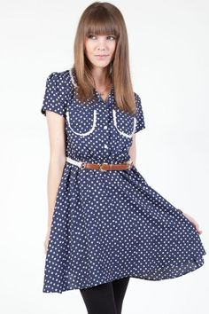 Precious dress! Pretty sure I'd wear the heck out of it. #ShopSosie