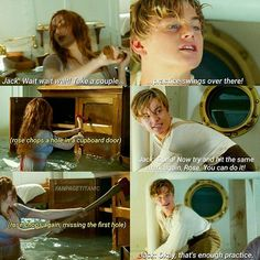 best 25 titanic quotes ideas on titanic Titanic Funny, Titanic Movie Facts, Titanic Quotes, Rms Titanic, Romance Movies Best, Romantic Movies, Good Movies, Leonardo Dicaprio Movies, Leo And Kate