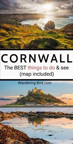 The BEST things to do in Cornwall, England in winter or summer. Beautiful beaches, Tintagel Castle, St Ives, Newquay and some SECRET places to see you've never heard of before! Plan your visit to Corn Top Travel Destinations, Europe Travel Tips, Places To Travel, Travel Uk, Travel England, Nightlife Travel, Luxury Travel, Beautiful Places To Visit, Beautiful Beaches