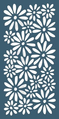 Discover recipes, home ideas, style inspiration and other ideas to try. Stencils, Stencil Templates, Stencil Patterns, Stencil Art, Stencil Designs, Cnc Cutting Design, Laser Cut Screens, Diy And Crafts, Paper Crafts