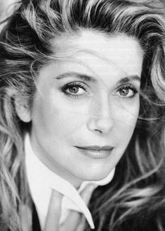 CATHERINE DENEUVE by André Rau