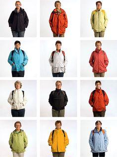 Ничто так не обезличивает людей, как стремление подчеркнуть свою индивидуальность. Голландский фотограф Ари Верслиус и его коллега криминалист Элли Уттенброк (Ari Versluis & Ellie Uyttenbroek) потратили 15 лет, чтобы доказать это!