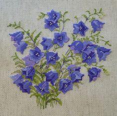 Larisa Pavlovskaya, perfectly stitched, I like the purples.