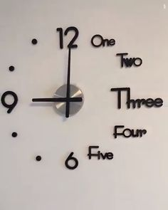Wall Clock Decor Living Room 645281452846931926 - 2019 Upgraded Super Big new Wall Clock Acrylic Metal Mirror Super Big Personalized Digital Wall Watches Clock Source by Cheap Wall Decor, Wall Stickers Home Decor, Diy Wall Decorations, 3d Wall Decor, Metal Wall Art Decor, Creative Wall Decor, Wall Painting Decor, Kitchen Wall Stickers, Creative Walls