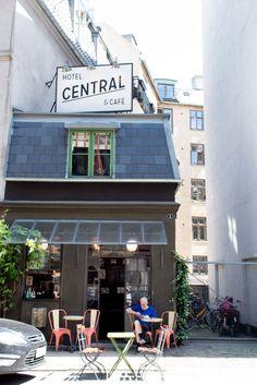 Hotel Central Kopenhagen {flowers on my plate} Central Cafe, Reisen In Europa, Hotels, Copenhagen Style, Aarhus, Rest Of The World, Weekend Trips, Far Away, Prague