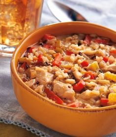 Chicken and Wild Rice Soup in the Crock-Pot. 50 Fall Crock-Pot Recipes: The Diary of a Real Housewife