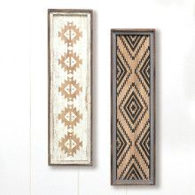 Western Artwork for your Home or Office Majave Art Pannels Set of 2 Diy Projects With Old Windows, Living Room Decor Inspiration, Western Decor, Western Office, Interior House Colors, Panel Art, Home Decor Fabric, Diy Canvas, Cheap Home Decor