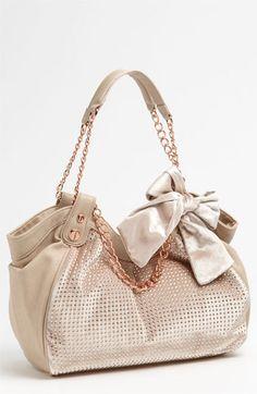 Rhinestones' satchel