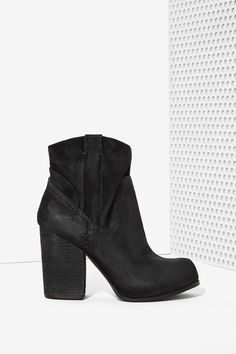 Jeffrey Campbell Showdown Suede Boot