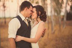 Bride and Groom, Winery Wedding, Madera California Wedding, Vintage Love, Birdstone Winery