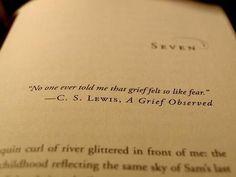 #96 - Grief | Top 100 C.S. Lewis quotes | Deseret News