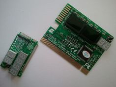 Nice Desktop PC Server Computer and Laptop Quick Repair Diagnostic Card Kit: www.pctestcards.co.uk